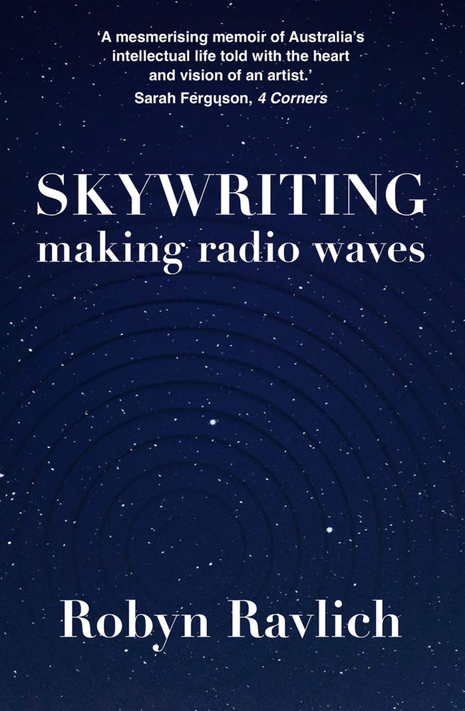 Skywriting new cover